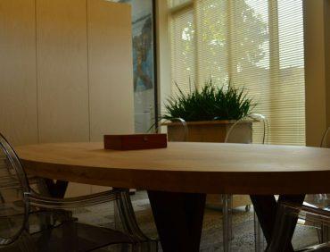YASK ovale vergadertafel