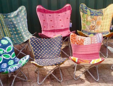 Otentic Design Vlinderstoel
