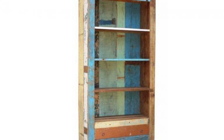 Otentic design boekenkast vertidesk for Boekenkast design